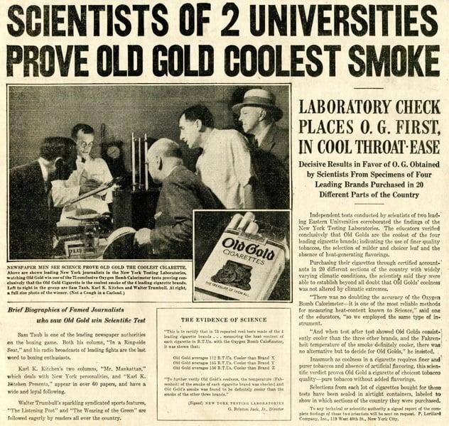 Coolest Smoke
