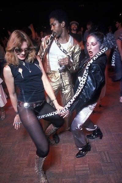 Dancing Studio 54