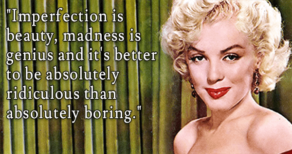 15 Marilyn Monroe Quotes Guaranteed To Inspire You
