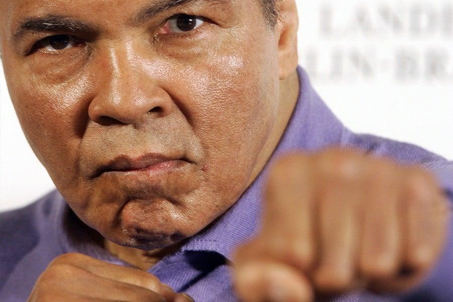 I Am The Greatest Muhammad Ali Quotes