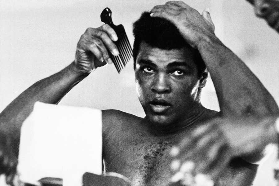 Muhammad Ali On Imagination