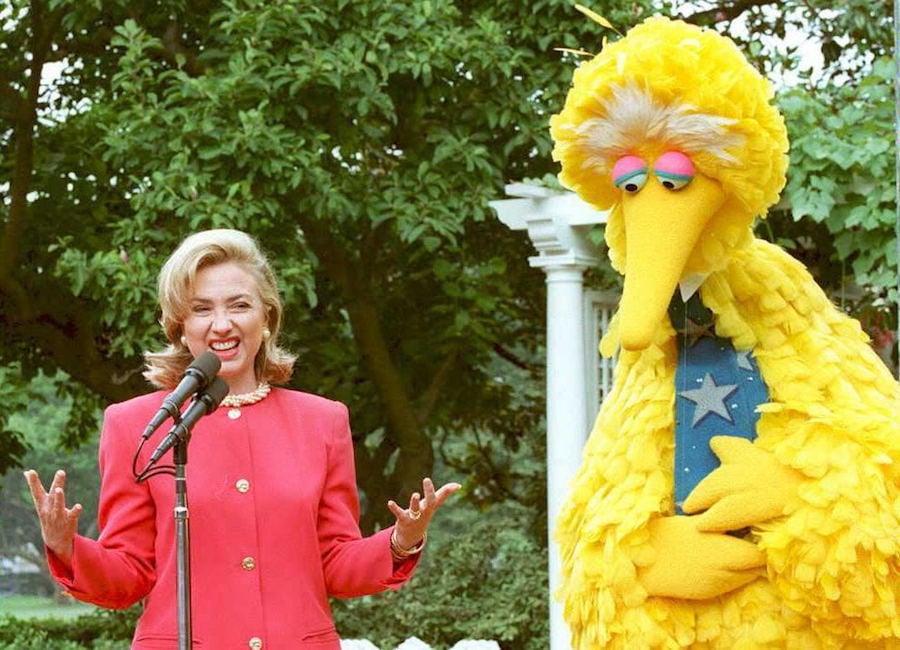 Hillary Big Bird