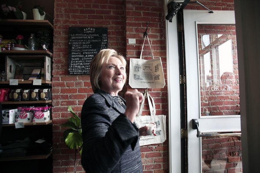 Hillary Detriot