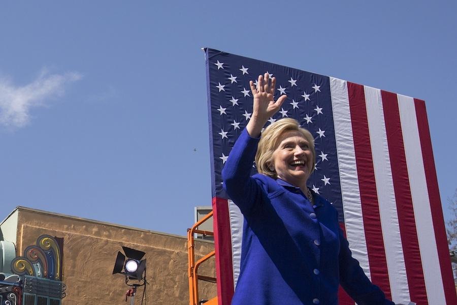 Hillary Flag