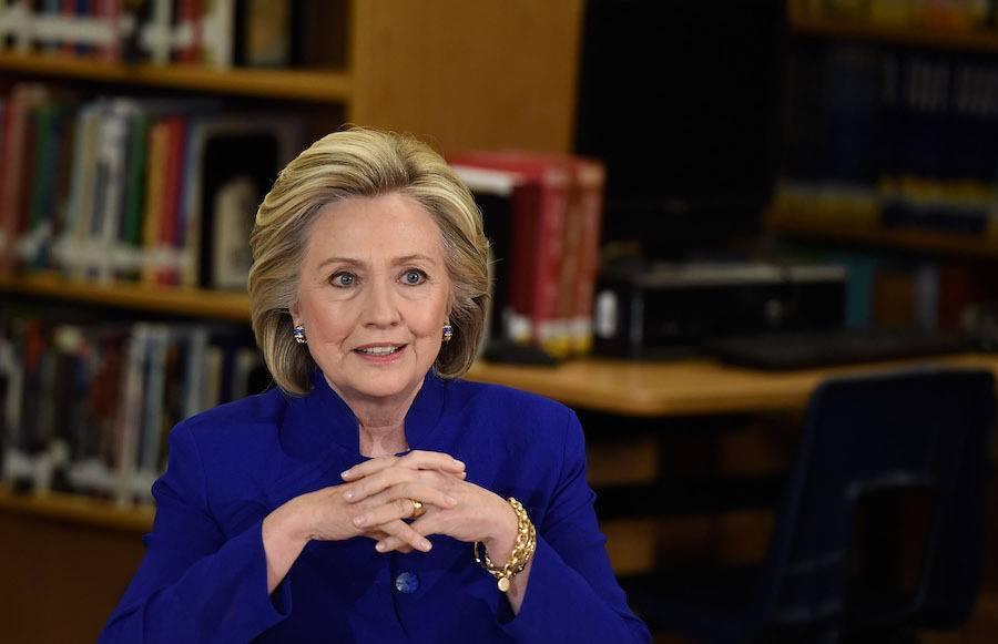 Hillary Hands