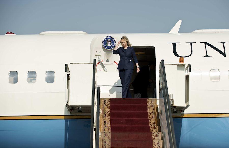 Hillary Plane