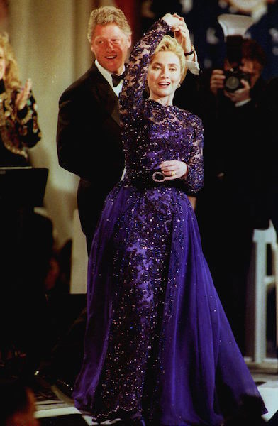 Hillary Purple Dress