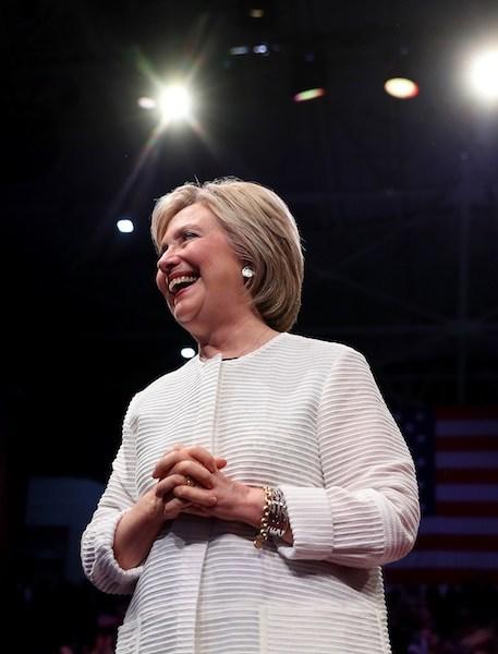Hillary White Jacket