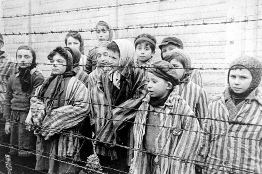 Children Used For Nazi Experiments