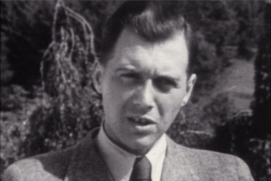 Josef Mengele Civilian Clothes