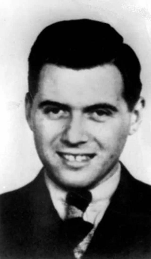 Josef Mengele Smile