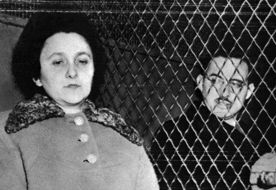 Julius Ethel Rosenberg