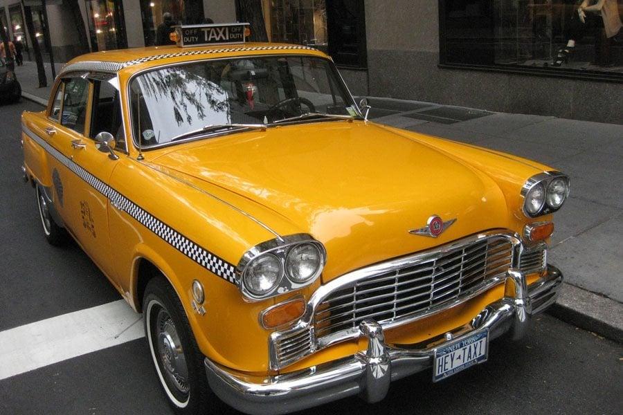 Killer Cab