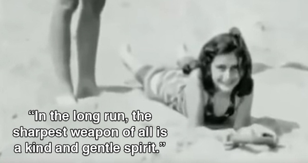 29 anne frank quotes that reveal the power of hope