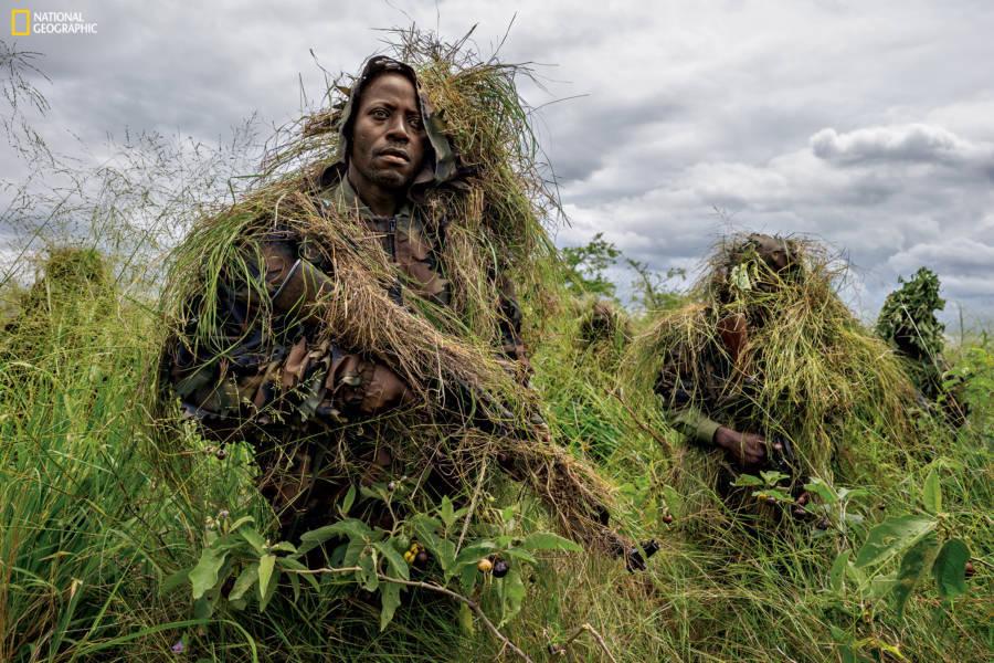 Rangers Ambush
