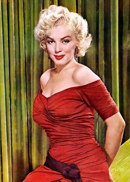 Red Dress Monroe