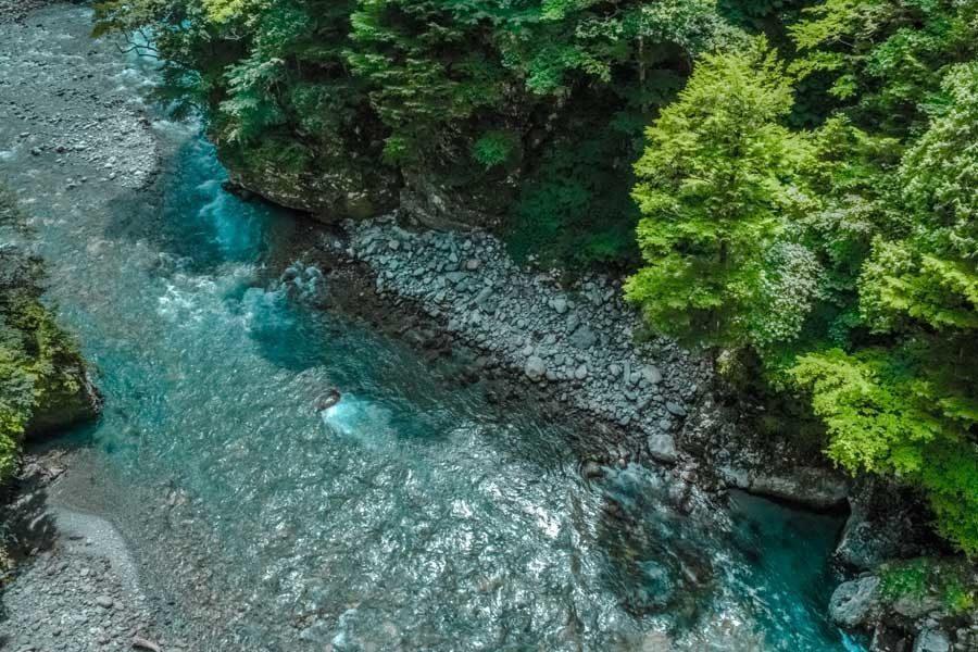 River Drown