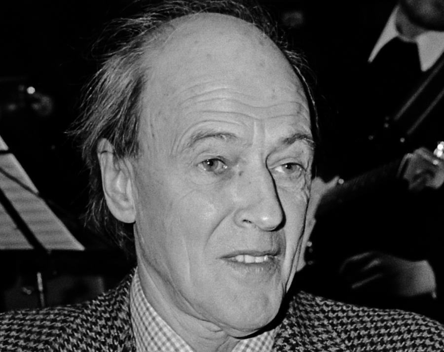 Roald Dahl 1982
