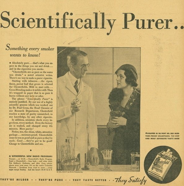 Scientifically Purer