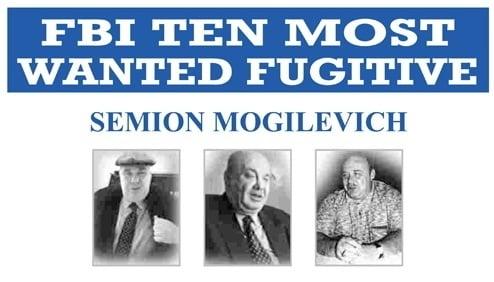 Semion Mogilevich Fbi