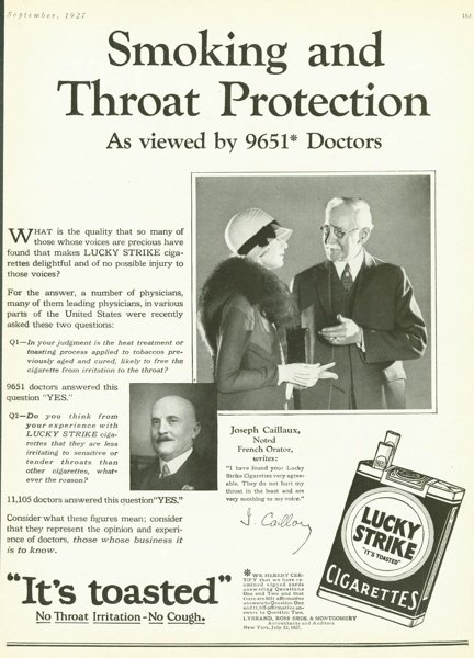 Throat Protection