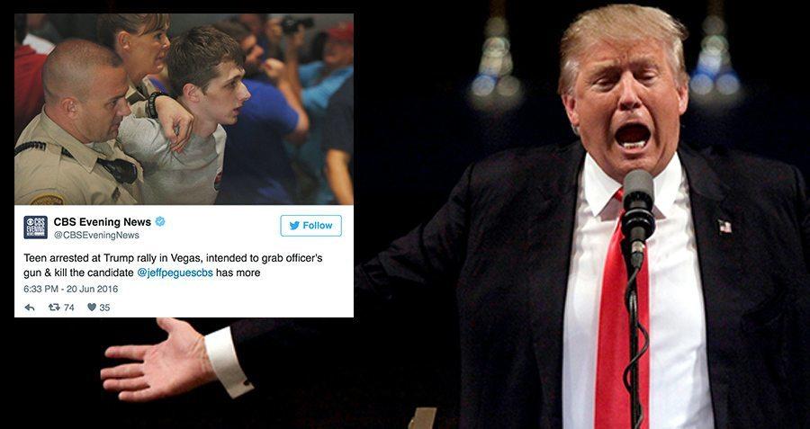Trump Assination Attempt