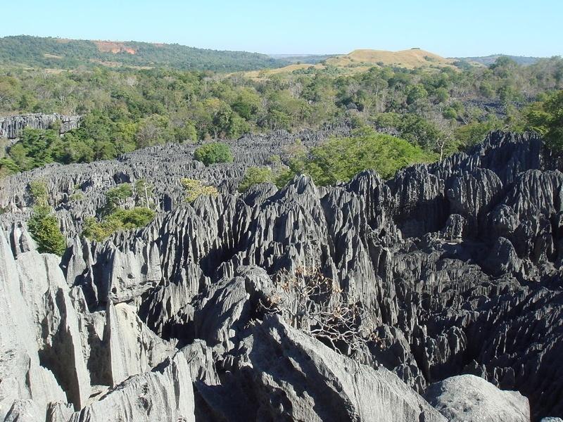 Tsingy Bemaraha