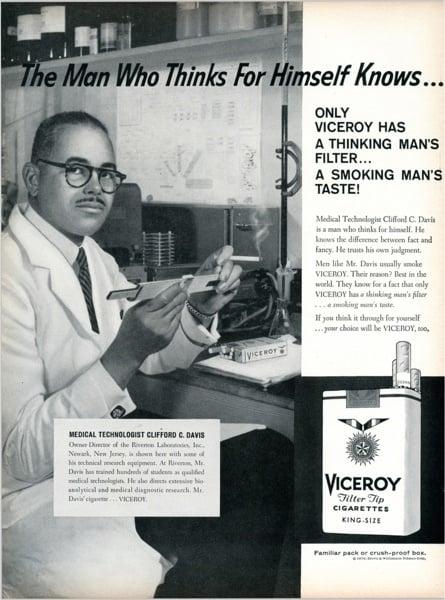 Viceroy Thinking Man