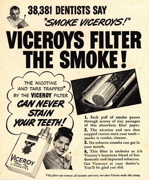 Viceroys Filter