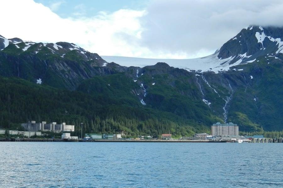 Whittier Alaska Begich Buckner