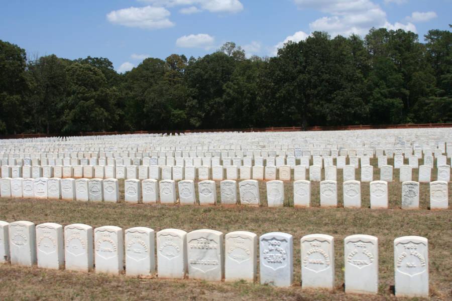 Worst War Crimes Andersonville