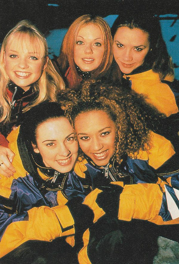 Photos Of The Spice Girls