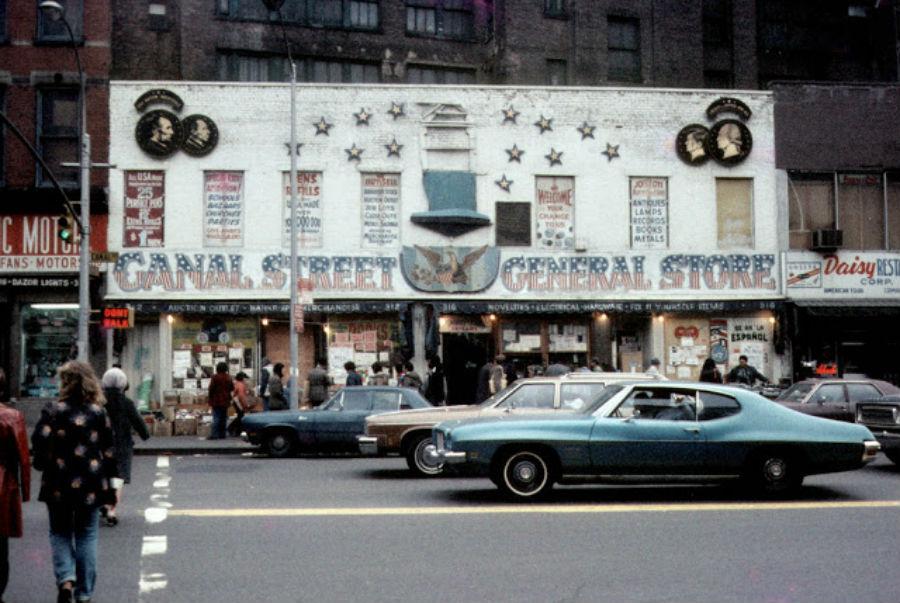1970s New York