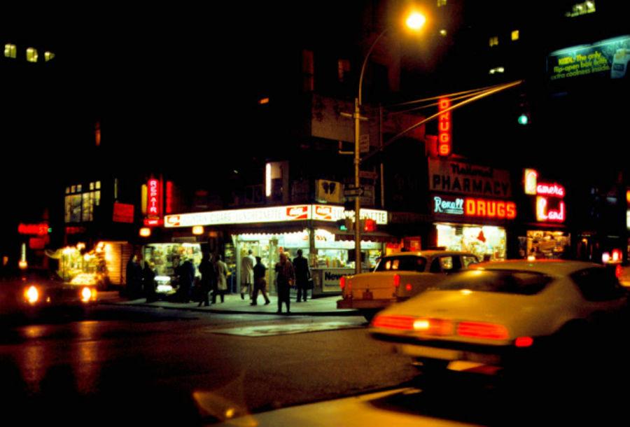 1970s New York 2