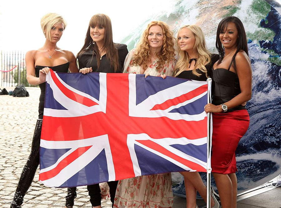 Spice Girls Photocall   Greenwich