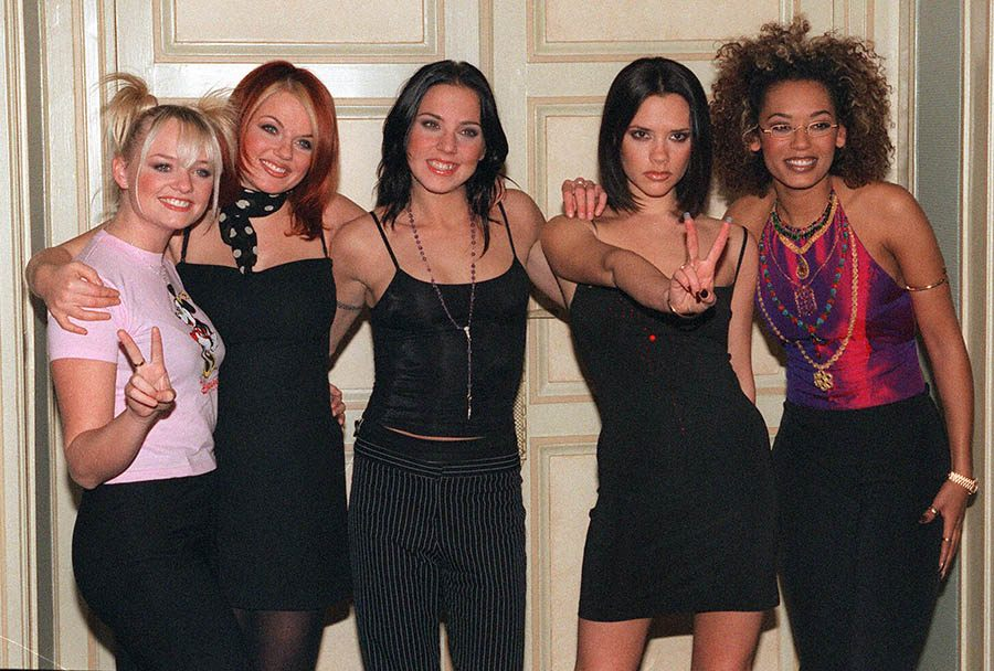 Spice Girls Photos In 1997