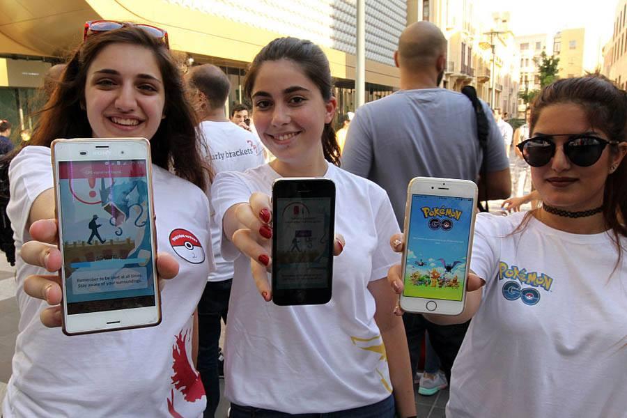 Lebanon Pokemon