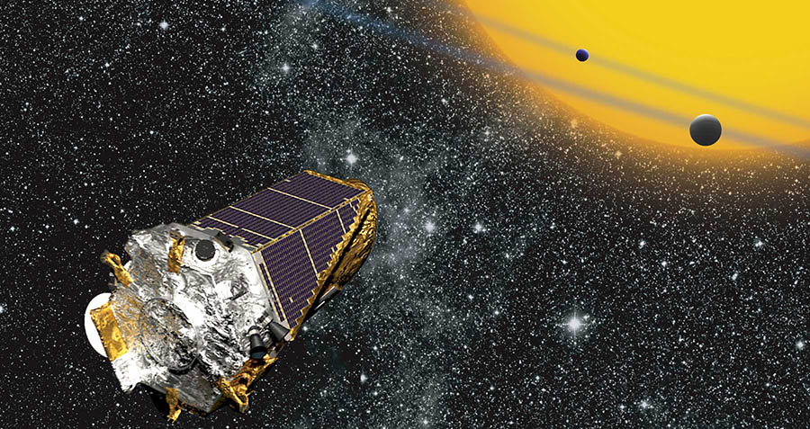 NASA Finds More Than 100 New Planets, And Some May Support Life