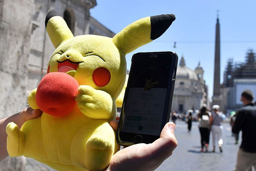 Pikachu View