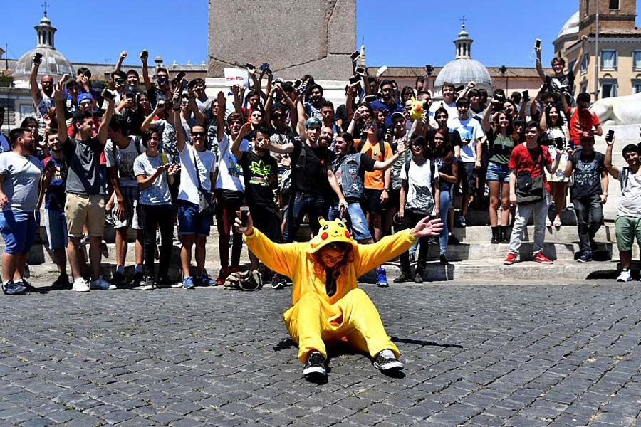 Rome Gathering