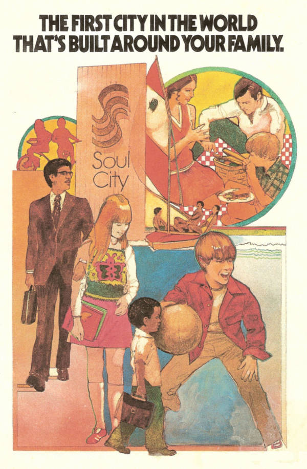 Advertisement For Soul City