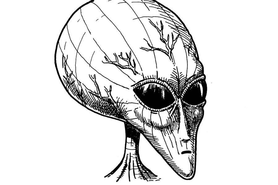 What Do Aliens Look Like
