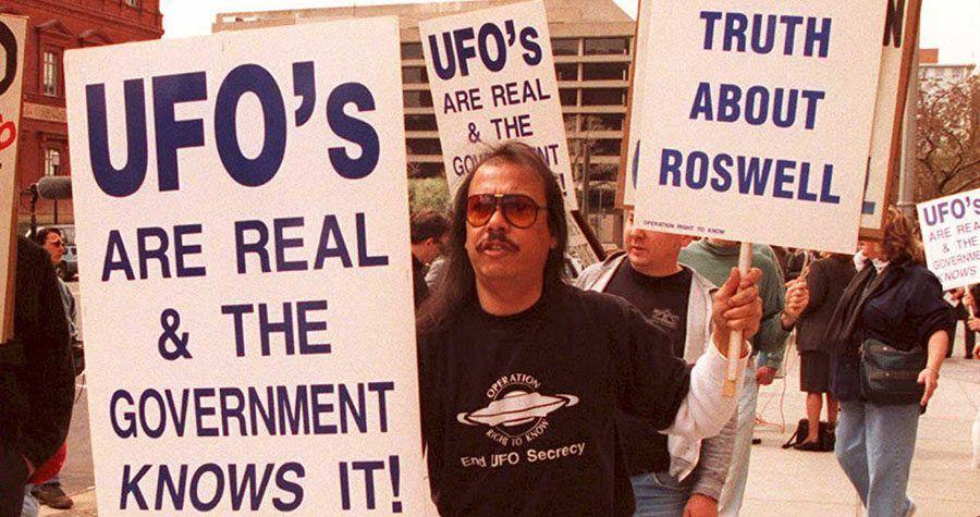 Os alienígenas são reais