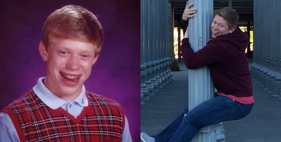 Bad Luck Brian Kyle Craven