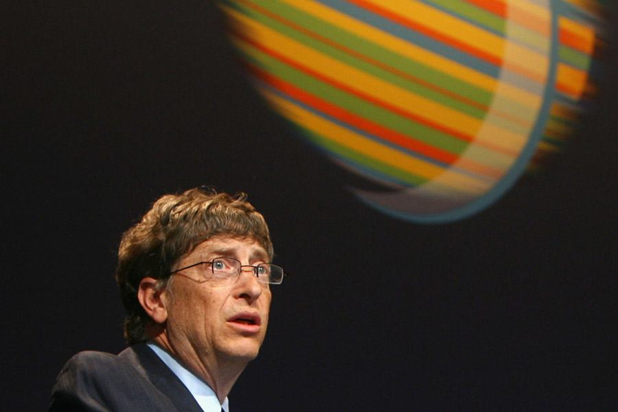 Bill Gates China