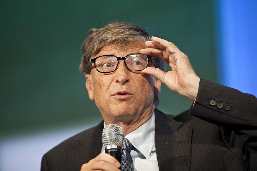 Bill Gates Green