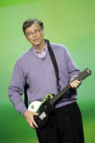 Bill Gates Guitar