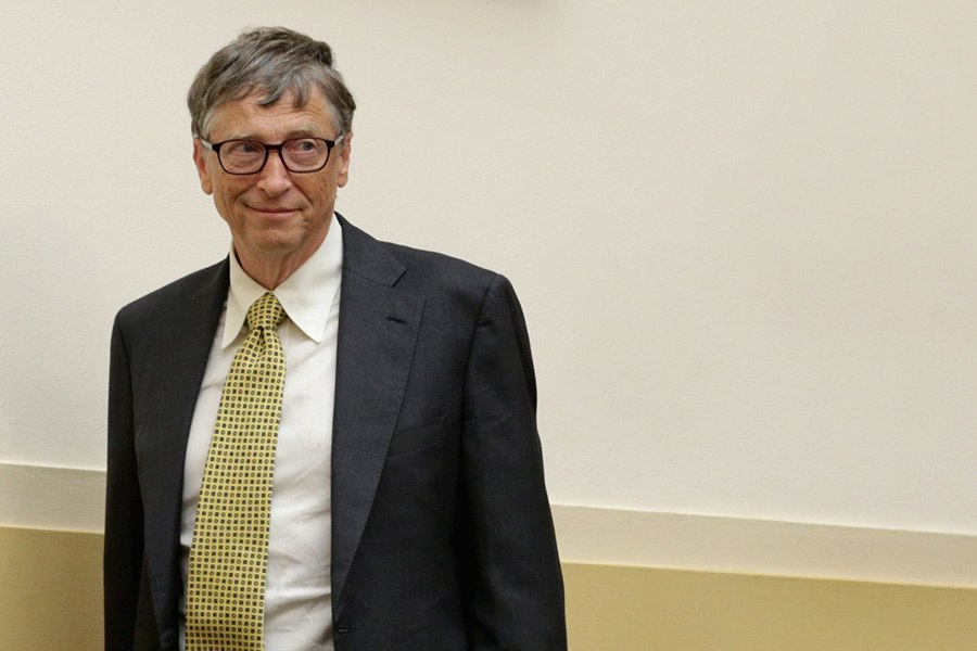 Bill Gates On Maintaining Government