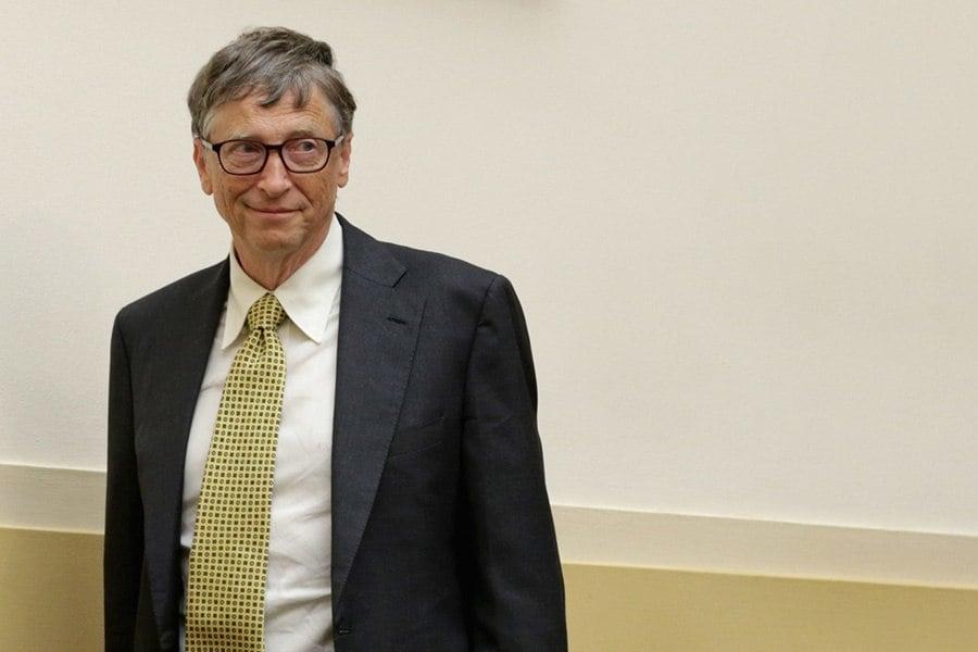 Bill Gates Hallway
