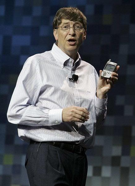 Bill Gates Palm